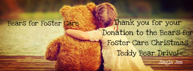 bears for foster care cover photo