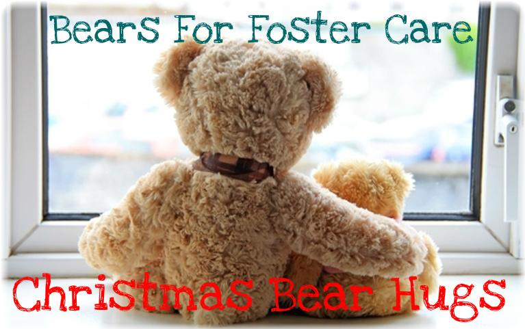 foster care bear hugs