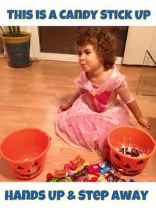 halloween candy stick up kennedy