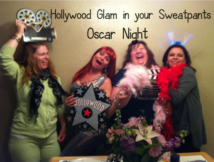oscars hollywood glam girls