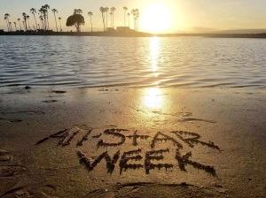 all star week sand beach