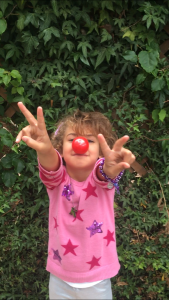 red nose kennedy
