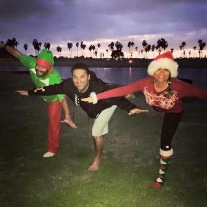 yoga christmas superman mission bayJPG